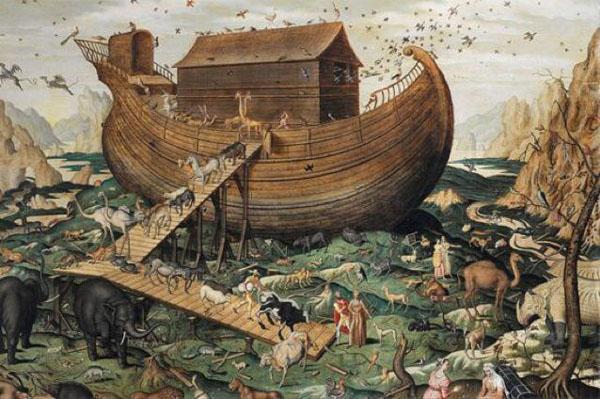 """""""诺亚方舟""""如何成为避难所的代名词"""