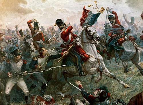 滑铁卢战役受益于拿破仑的痔疮?