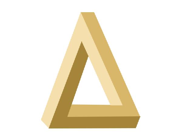 不可能的图形—潘洛斯三角
