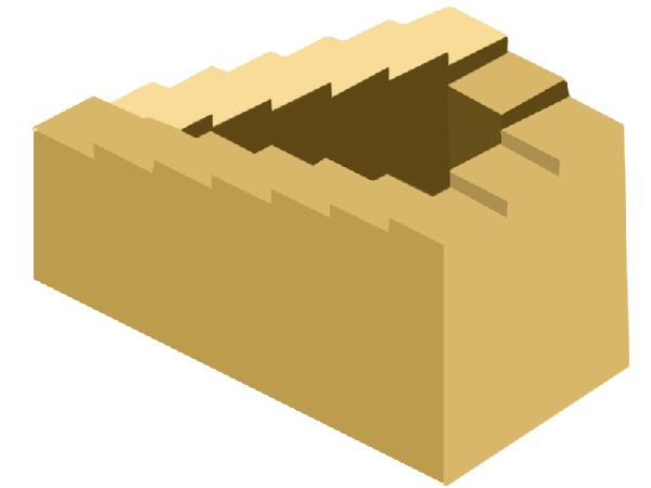 不可能的图形—彭罗斯阶梯