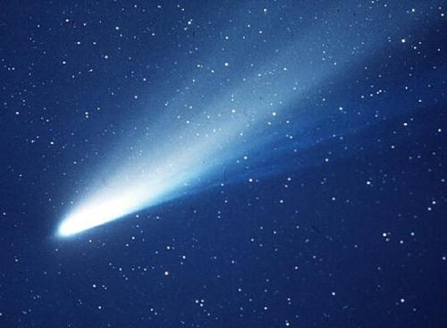 """彗星为什么被称作""""扫帚星"""""""