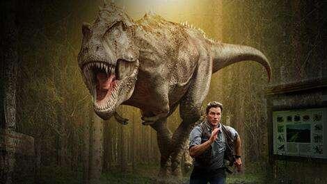 《侏罗纪公园》里面的恐龙 其实大都活在白垩纪