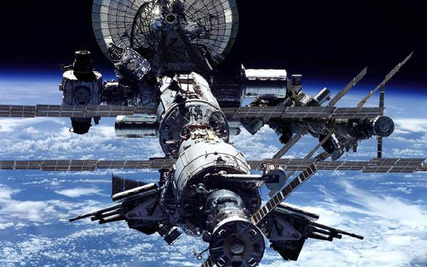 国际空间站有多大 肉眼竟然能够看到