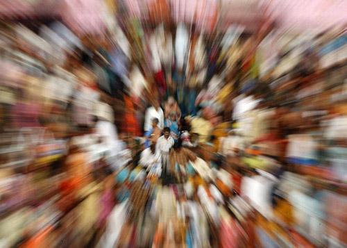 地球上曾经生活过1150亿人