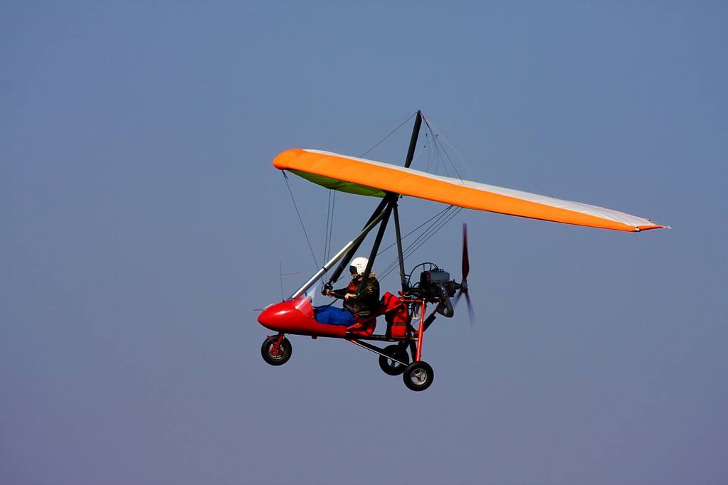 为什么滑翔机没有动力也可以飞翔