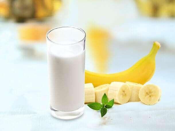 牛奶香蕉真的不能空腹吃吗