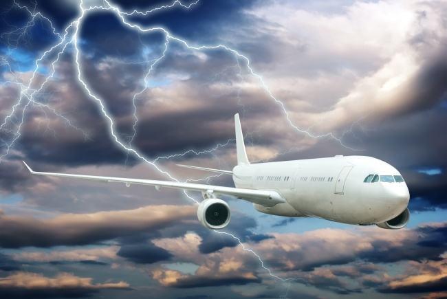 飞机在飞行中害怕闪电吗