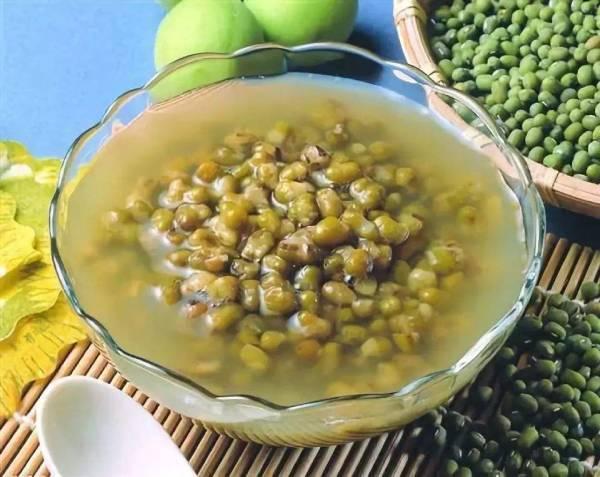 喝绿豆汤真的会解中药吗?