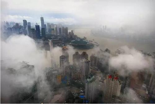 为什么重庆的雾特别多