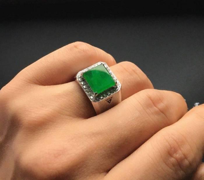 """戒指在中国古代可能是是一种""""禁戒""""的标志"""