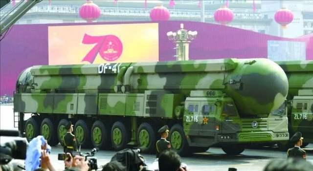 """""""东风导弹""""为何被命名为""""东风"""""""