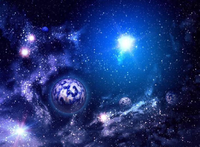 """""""宇宙""""一词的来历 是本土词汇而非舶来词"""