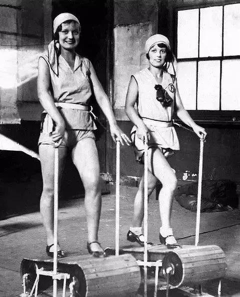 跑步机最初来自古代的刑罚