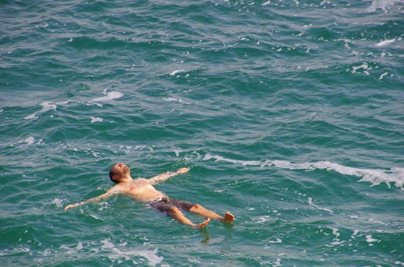 死海其实不是海而是湖
