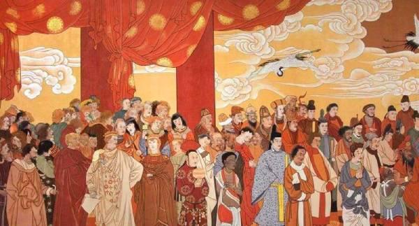古代来中国留学的留学生 也会被开除学籍