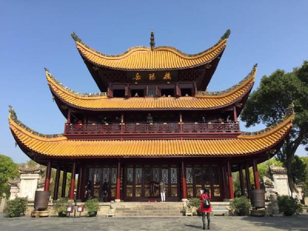 《岳阳楼记》并非写于岳阳楼 而是写于河南邓州
