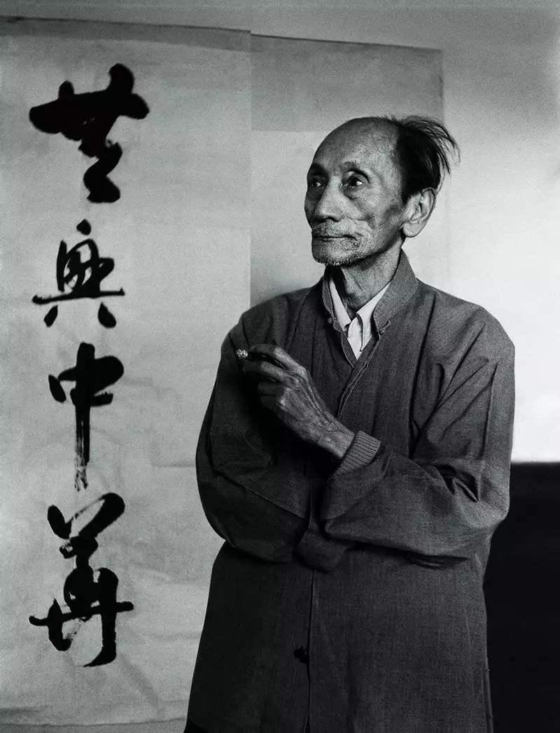 """""""杜甫很忙""""的画像 实际出自画家蒋兆和之手"""