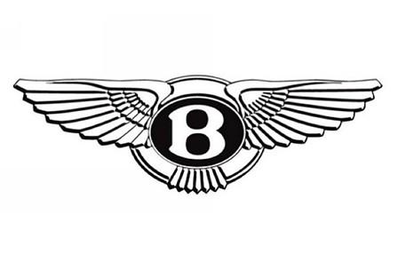 宾利车标的翅膀是不对称的