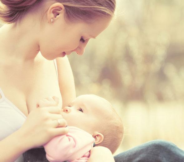 男人的乳房也能分泌乳汁