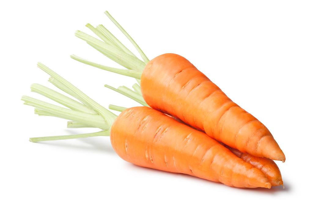 一次吃过多的胡萝卜会让皮肤变黄