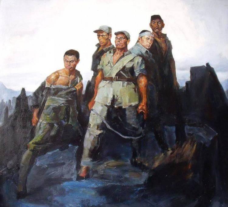 狼牙山五壮士中有两位英雄幸存
