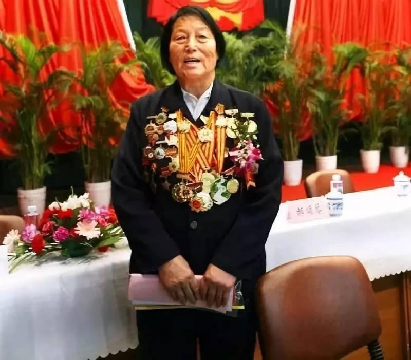 申纪兰:连任13届人大代表的优秀共产党员