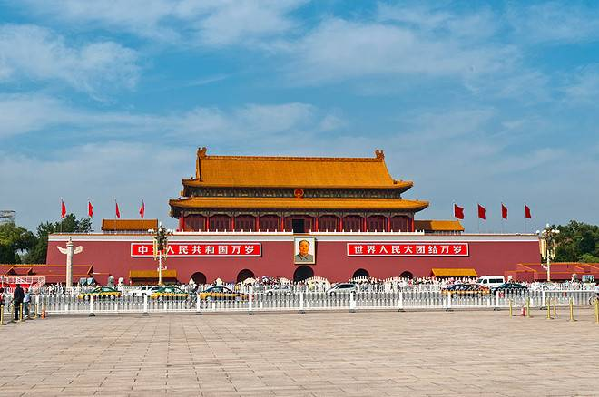 """北京的历史曾用名 竟然曾用名""""南京"""""""