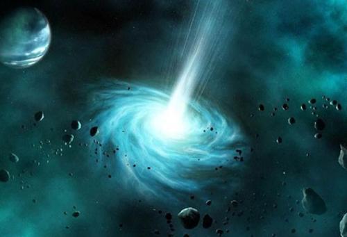 宇宙中有黑洞 那么有白洞吗?