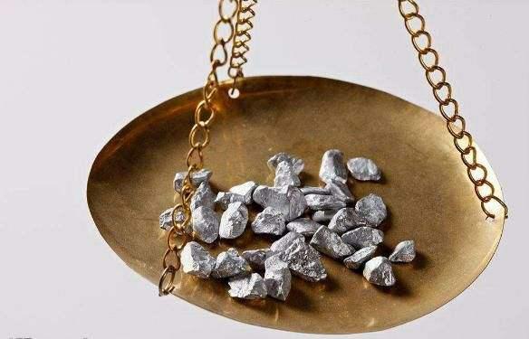 古代怎么用银子买东西怎么找零